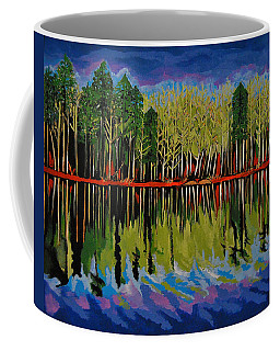 Grant's Lake Reflections Coffee Mug