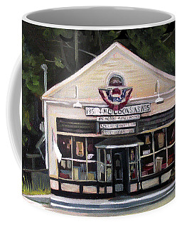 Granville Country Store Front View Coffee Mug