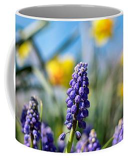 Grape Hyacinth Coffee Mug