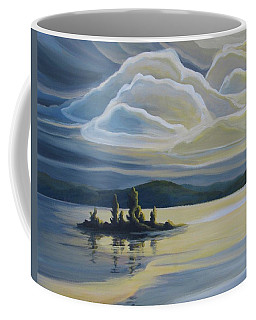 Grape Island Coffee Mug
