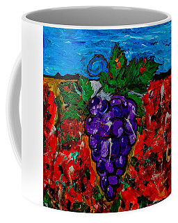 Grape Jazz Coffee Mug