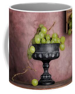 Grapes Centerpiece Coffee Mug