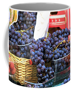 Grapes In Paris Coffee Mug