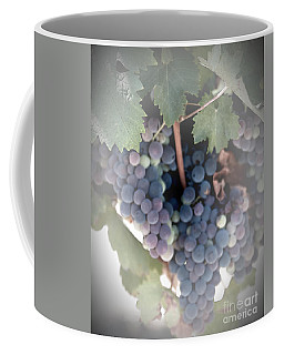 Grapes On The Vine I Coffee Mug by Sherry Hallemeier