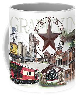 Grapevine Texas Coffee Mug