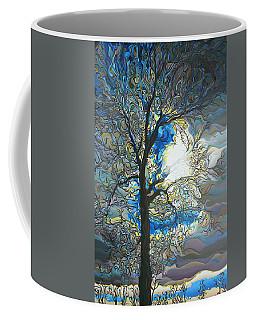 Grasping At Sunshine Coffee Mug