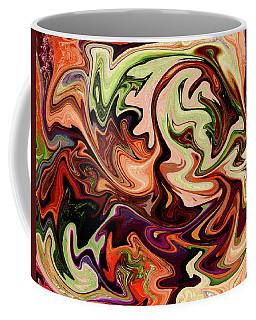 Grasping Iv Coffee Mug