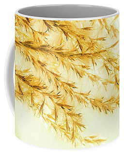 Grasses Of Gold Coffee Mug
