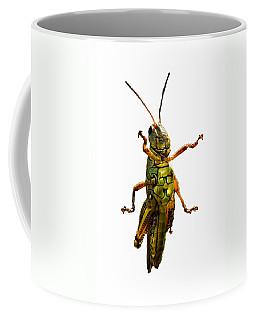 Grasshopper Coffee Mugs