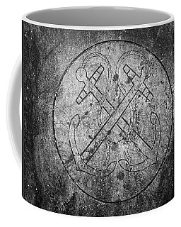 Grave Of Cadet Soady Macroom Ireland Coffee Mug