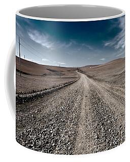 Gravel Dreams Coffee Mug