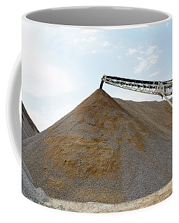Gravel Mountain Coffee Mug