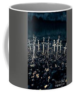 Gravely Battlefield Coffee Mug