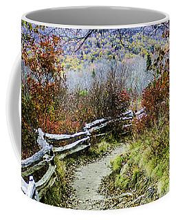 Graveyard Fields Trail Coffee Mug