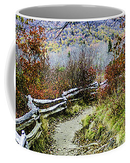 Graveyard Fields Trail Coffee Mug
