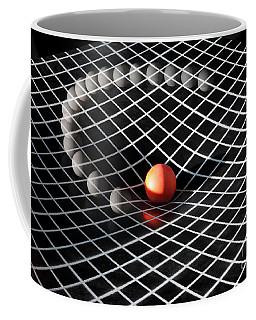 Gravity Simulation Coffee Mug