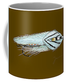 Gray Ghost Coffee Mug