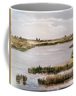 Gray Marsh Coffee Mug