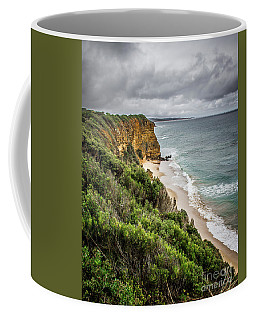 Gray Skies Coffee Mug