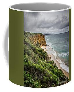 Gray Skies Coffee Mug by Perry Webster