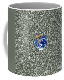 Gray Space Coffee Mug