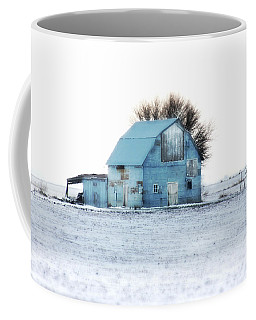 Coffee Mug featuring the photograph Grays by Julie Hamilton