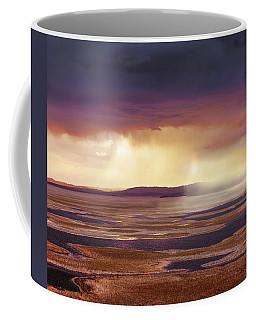 Grays Lake Brilliance  Coffee Mug by Leland D Howard