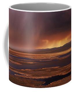 Coffee Mug featuring the photograph Grays Lake Splendor by Leland D Howard