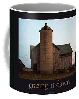 Grazing At Dawn Coffee Mug