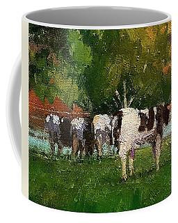 Grazing By Our Creek Coffee Mug