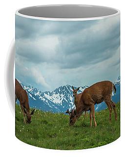 Grazing In The Clouds Coffee Mug