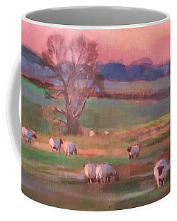 Grazing Sheep Coffee Mug
