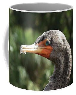 Coffee Mug featuring the photograph Great Angler by Sally Sperry