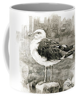 Great Black-backed Gull Coffee Mug