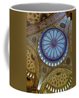 Great Blue Dome Coffee Mug