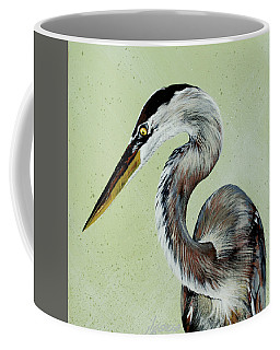 Great Blue Milton Coffee Mug