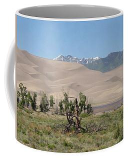 Great Dunes Trifective Range  Coffee Mug