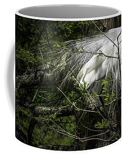 Great Egret #2 Coffee Mug