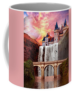 Great Falls Castle Coffee Mug