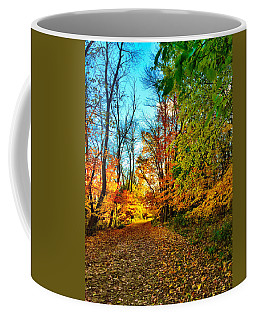 Coffee Mug featuring the photograph Great Finale by Zafer Gurel