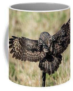 Great Grey's Back Coffee Mug