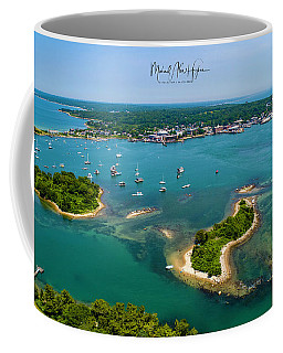 Coffee Mug featuring the photograph Great Harbor by Michael Hughes