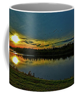 Great Miami River  Coffee Mug