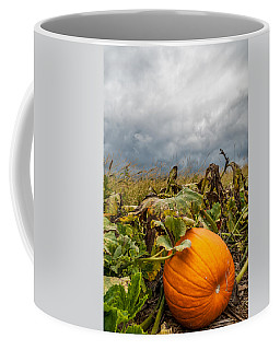 Great Pumpkin Off Center Coffee Mug