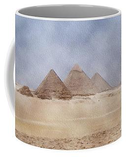 Great Pyramid Of Giza, Egypt Coffee Mug