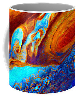 Jovian Turbulence Coffee Mug