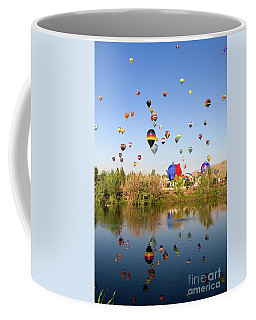 Great Reno Balloon Races Coffee Mug