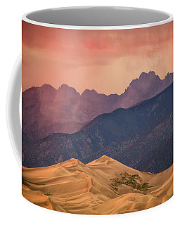 Great Sand Dunes Colorado Coffee Mug