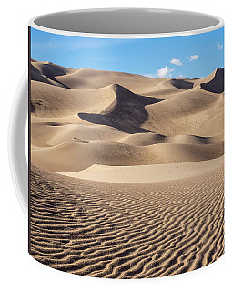 Great Sand Dunes National Park In Colorado Coffee Mug