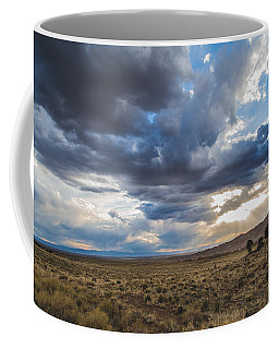 Great Sand Dunes Stormbreak Coffee Mug